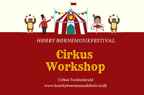Cirkus Workshop